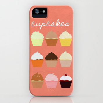 Baker's Joy Collection: Cupcakes iPhone Case by Rebecca Allen | Society6