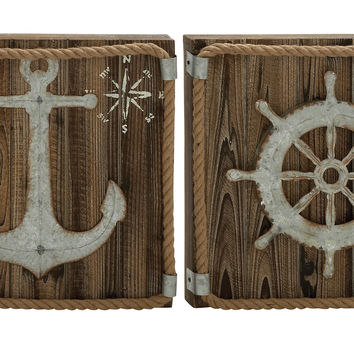 Shop Anchor Wall Decor On Wanelo