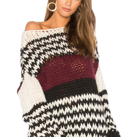 ba&sh Bangs Knit in Multicolor | REVOLVE