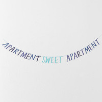 Apartment Sweet Apartment Wall Decal - Urban Outfitters