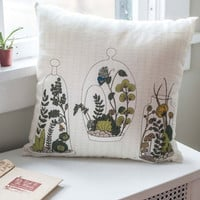 ModCloth Dorm Decor Decor on Display Pillow