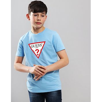 GUESS Children t shirt summer shirt