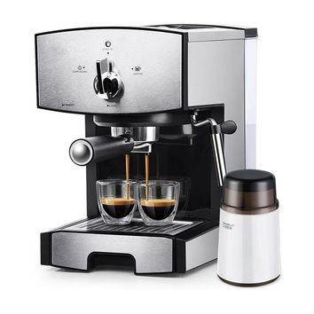 DMWD 1.25L Semi-automatic Espresso Coffee Machine