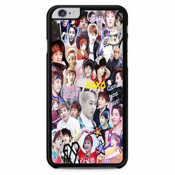 Exo Xiumin Collage iPhone 6 Plus / 6S Plus Case