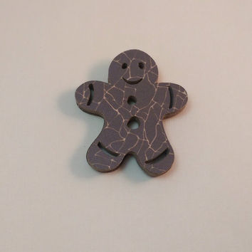 20 Christmas Brown Kraft Gingerbread Man, Scrapbooking Projects, Christmas Card Making, Party Decorations