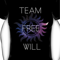 Team Free Will Women's T-Shirt