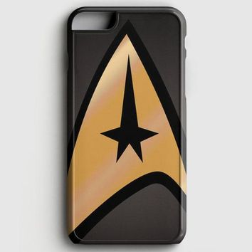 Star Trek Gold Logo iPhone 6 Plus/6S Plus Case