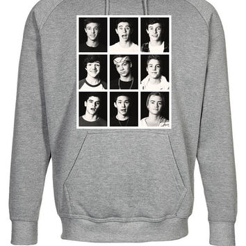 Nash Grier Cameron Dallas Matthew Espinosa  Youth Small -XL SWEATSHIRT Hoodie