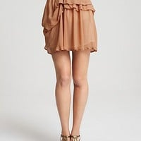 See by Chloé Layered Skirt - Contemporary - Bloomingdales.com