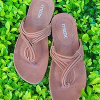 Flat Sandals for Women SAX060520 from topsales