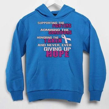 Fighters Survivors Taken Hope populer hoodie for mens and women by USA