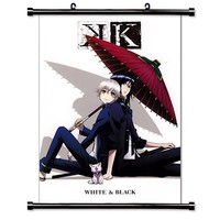 "K Project Anime Fabric Wall Scroll Poster (16"" X 24"") Inches"