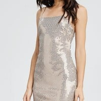 Dead As Disco Mini Dress