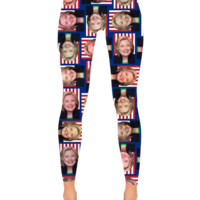 Hillary Clinton Leggings
