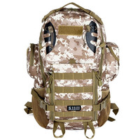 Men's Military Rucksacks Climbing Backpack Camping Hiking Bag