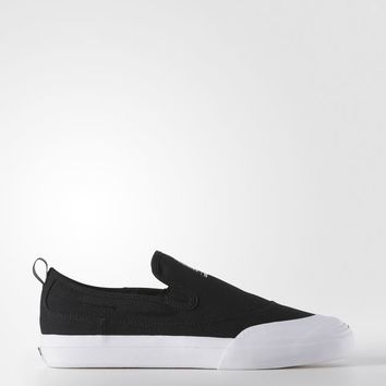 adidas Matchcourt Slip-On Shoes - Black | adidas US