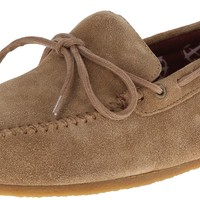 Sperry Top-Sider Men's R and R Moc Suede Boat Shoe, Tan, 9.5 M US
