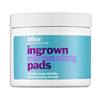 Ingrown Eliminating Pads - Bliss | Sephora