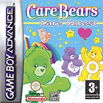 Care Bears Care Quest Nintendo Game Boy Advance