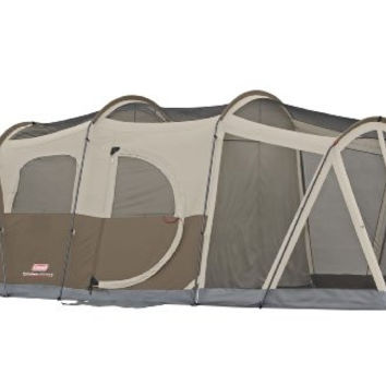 6-Person Screened Tent Coleman WeatherMaster