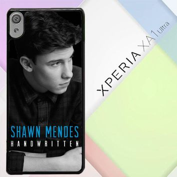 Shawn Mendes D0340 Sony Xperia XA1 Ultra Case