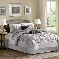 Madison Park Laurel Comforter Set