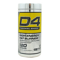 Cellucor D4 Thermal Shock, 120 Capsules