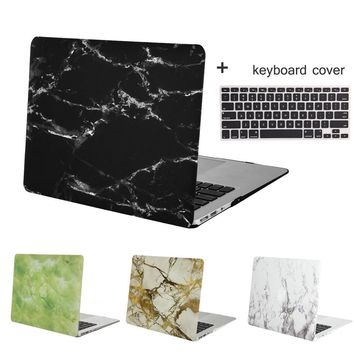 MOSISO Marble Texture Case for Apple Macbook Air 13 11 inch Plastic Hard Cover Case for Mac book Pro 13.3'' Retina(A1425/A1502)