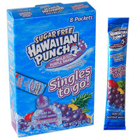 Bulk Hawaiian Punch Wild Purple Smash Singles to Go, 8-ct. Boxes at DollarTree.com