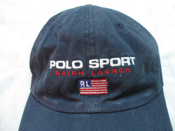 3028e6196b1 vintage polo sport Ralph Lauren 6panel from OHCHYVINTAGE on Etsy