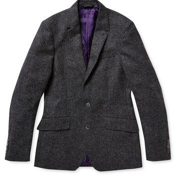 Paul Smith Men's Gents Slim Fit Jacket - Dark Grey - Size 38/48