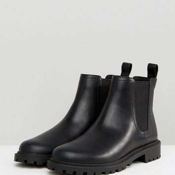 Monki Chelsea Boots at asos.com