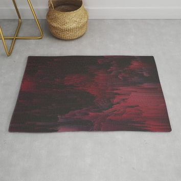 Sangre Rug by duckyb