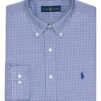 Polo Ralph Lauren Check Dress Shirt | macys.com
