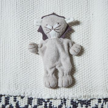 Organic Cotton Stuffed Animal Baby Lion