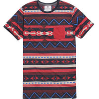 On The Byas Brandon Printed Crew Tee at PacSun.com