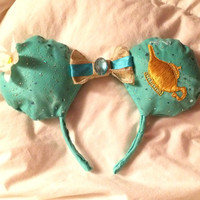 Unique Disney Princess Jasmine Minnie Mouse Ear headband