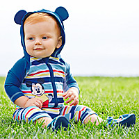 Mickey Mouse Clubhouse Swim Sunsuit for Baby