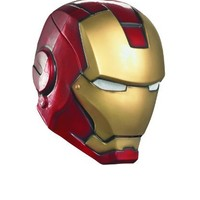 Disguise Avengers Iron Man Adult Helmet