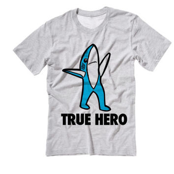 Left SHARK Tee Shirt | Left Shark True Hero T-Shirt | Right Shark For mvp | Katy Perry Superbowl Performance