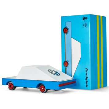 Candycar Blue Racer by Candylab Toys