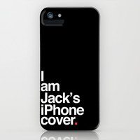 Fight Club iPhone Case