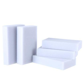 PEAPGB2 100pcs/lot high quality Gray Magic sponge Melamine Sponge 10*6*2cm Cleaning Eraser for Kitchen Office Bathroom Clean Nano sponge