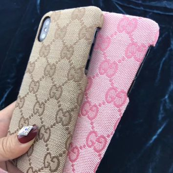 GUCCI GG iPhone case