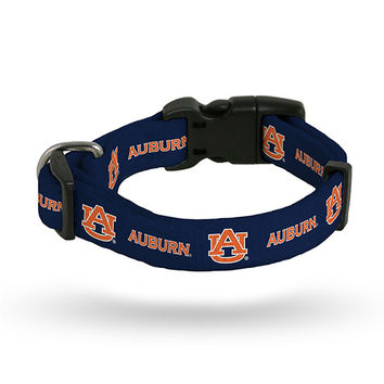 AUBURN PET COLLAR - MEDIUM