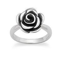 Rose Blossom Ring | James Avery