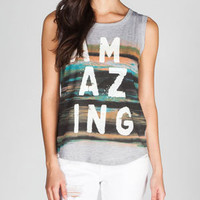 FULL TILT Amazing Watercolor Womens Tee 217563115 | Graphic Tees & Tanks | Tillys.com