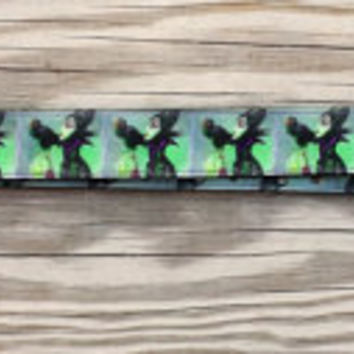 Disney Inspired Maleficent Lanyard