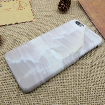 Newest Gray Marble Best Protection iPhone 7 7 Plus & iPhone 6 6s Plus & iPhone 5s se Case Personal Tailor Cover + Gift Box-170928