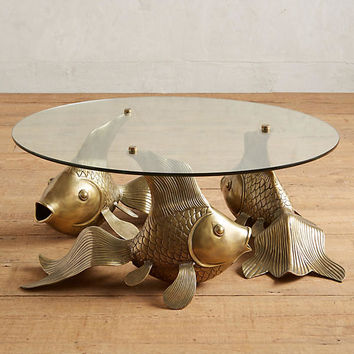 Koi Coffee Table